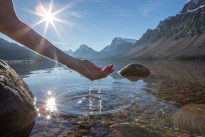 ¿Qué significa soñar con el agua del río?