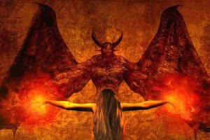 ¿Qué significa soñar con el diablo?
